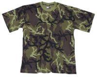 Армейская футболка CZ камуфляж