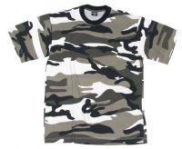 Армейская футболка US urban