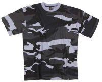 Армейская футболка US skyblue