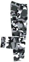 Армейские брюки US BDU 65% полиэстер 35% хлопок камуфляж urban