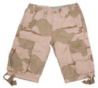 "Мужские шорты милитари ""Trinity"" трёхцветный desert"