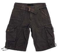 "Мужские шорты милитари ""Eagle1"" тёмно-оливковые"