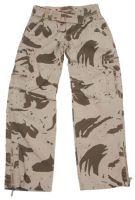"""Женские брюки Карго US """"Combat"""" камуфляж sandcamo-stonew"""