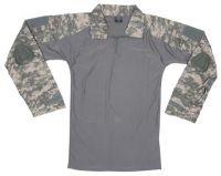 Мужская военная рубашка США со съемной защитой, AT-digital