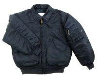 Лётная куртка США US CWU flight jacket, синяя