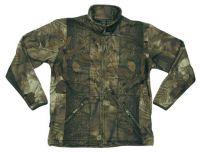 """Флисовая куртка """"Arber"""", камуфляж охотник hunter-brown"""