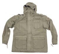 "Куртка-френч ""Speed"", цвет светло-оливковый"
