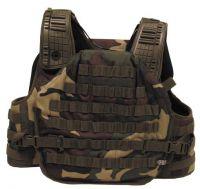 """Модульный жилет """"Tactical Armor"""" камуфляж woodland"""