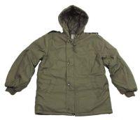 Мужская куртка с капюшоном Olive Drab