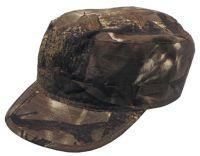 Армейская кепка US BDU field cap Ripstop, камуфляж hunter-brown