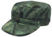 Армейская кепка US BDU field cap Ripstop, камуфляж hunter-green