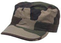 Армейская кепка US BDU field cap Ripstop, камуфляж CCE