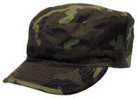 Армейская кепка US BDU field cap Ripstop, Typ 95 CZ camo