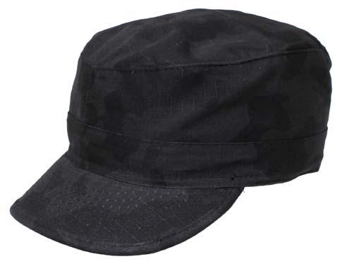 США BDU кепка, Rip Stop, ночной камуфляж.
