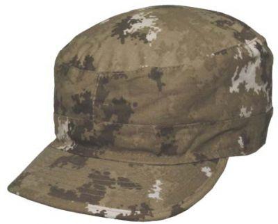 Армейская кепка US BDU field cap Ripstop, vegetato desert...