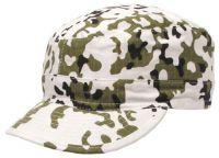Армейская кепка US BDU field cap Ripstop, снежный камуфляж