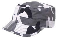 Армейская кепка US BDU field cap Ripstop, городской камуфляж