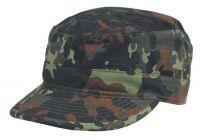 Армейская кепка US BDU field cap Ripstop, бундесвер BW camo