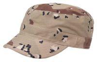 Армейская кепка US BDU field cap Ripstop, 6 col. desert