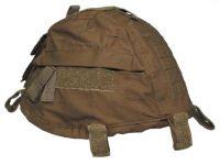 Чехол для каски с карманами, Helmetcover, coyote tan