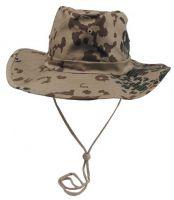 Шляпа Буша Bush hat, камуфляж BW tropical camo