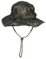 Армейская панама US GI Bush hat, городской камуфляж digital woodland