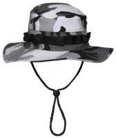 Армейская панама US GI Bush hat, городской камуфляж urban