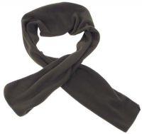 Флисовый шарф 160x25 см, OD green