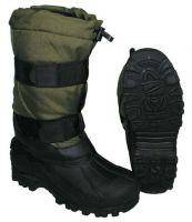 "Ботинки для низких температур ""Fox 40 C"", резиновая подошва, OD green"