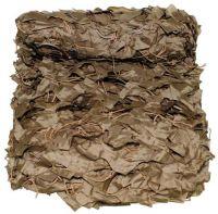 Камуфляжная сетка «Базовая», размер 3x2 м, coyote tan, с сумкой для переноски
