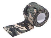 Самоклеящаяся камуфляжная лента, 5 см х 4,5 м woodland