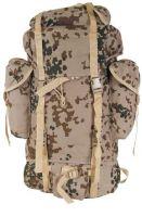 Военный рюкзак 65 литров, камуфляж BW tropical camo