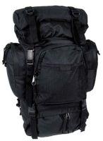 """Рюкзак """"Tactical"""" 55 литров, черный"""