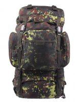 """Рюкзак """"Tactical"""" 55 литров, камуфляж BW camo"""