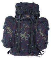 """Военный рюкзак """"Mountain"""" Германия 80 литров камуфляж бундесвер"""