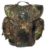 Горный рюкзак бундесвер 30 литров, BW camo, Cordura