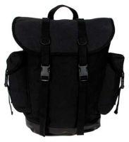 Горный военный рюкзак бундесвер 30 литров, черный