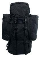 """Военный рюкзак """"Alpin110"""" 110 литров черный"""