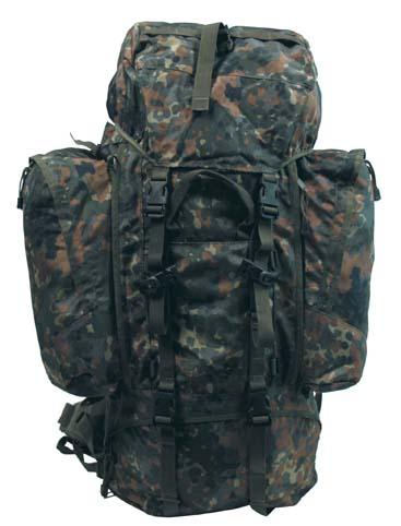Рюкзак бундесвера 60 л рюкзак floral applique badge