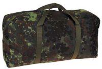 Маленькая спортивная сумка камуфляж BW camo