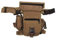 Сумка на талию или на ногу, coyote tan - Интернет-магазин BUNDES.WARVAR.RU - недорогая военная одежда и снаряжение...