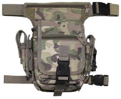 Сумка на талию или на ногу, камуфляж Multicam - Интернет-магазин BUNDES.WARVAR.RU - недорогая военная одежда и...