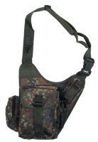 Сумка на плечо, камуфляж BW camo