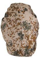 Большой чехол бундесвер для рюкзака 65l, камуфляж BW tropical camo