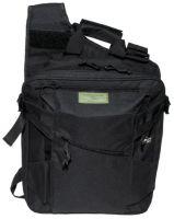Рюкзак и сумка 2 в 1, черный