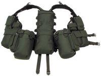 Тактический жилет с различными карманами, OD green