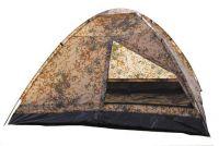 """Палатка """"Monodom"""", 210x210x130 см, камуфляж тропический бундесвер"""