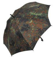 Зонт камуфляж бундесвер BW camo, диаметр 105 см