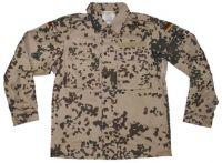 Полевая рубашка BW, камуфляж 2 color tropentarn