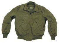 Армейская лётная куртка flight jacket США, OD green